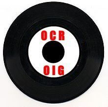 OCR - OIG 45rpm