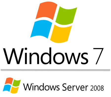 win 7 and 2008
